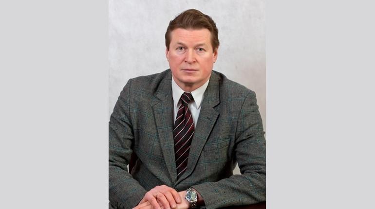 Проректор по административно-хозяйственной части Сергей Хозин. Фото: spcpu.ru