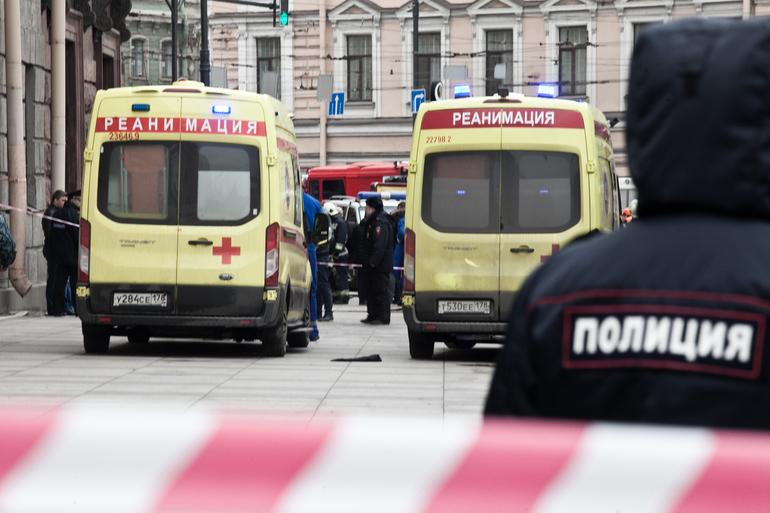 Генпрокуратура направила в суд дело о теракте в метро Петербурга