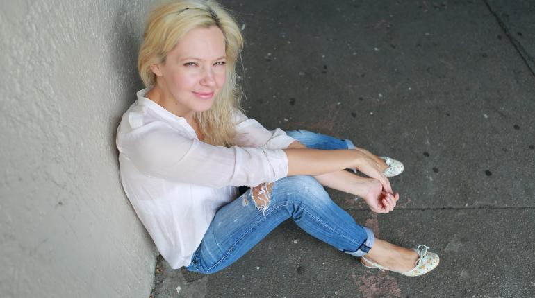 Актрису Ирину Усок освободили из-под стражи в США