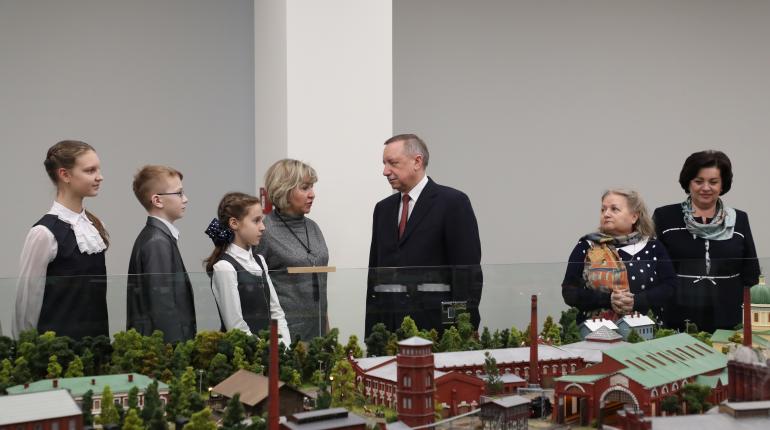 В Петербурге пройдет конкурс на должности советников губернатора