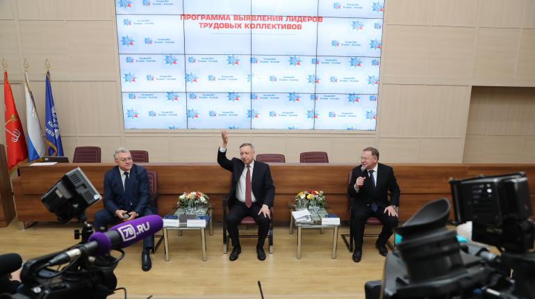 Беглов попросил непускать «гнусное вороньё» напетербургские выборы