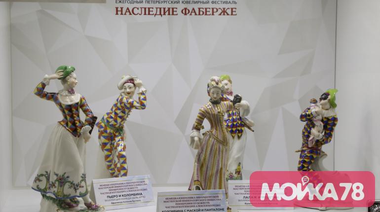 Фестиваль «Наследие Фаберже»: фоторепортаж «Мойки78»