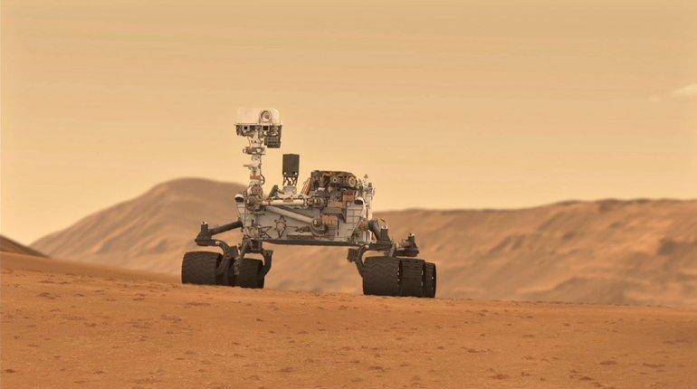США отправили марсоход на Красную планету на поиски жизни