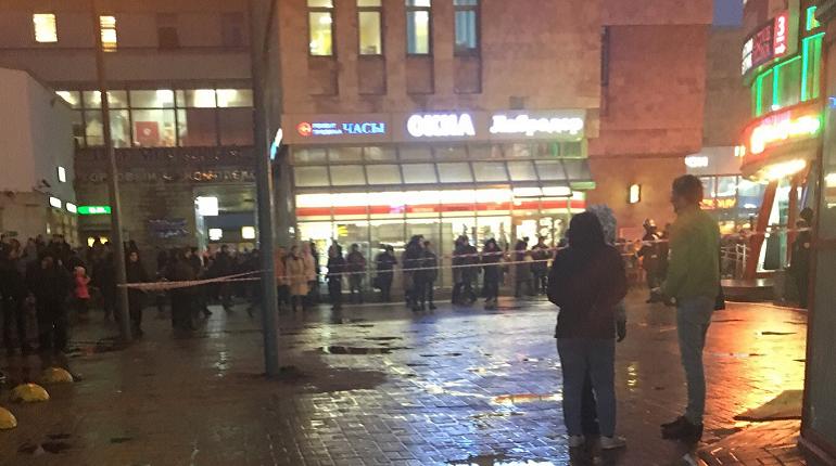 Эвакуация ТЦ