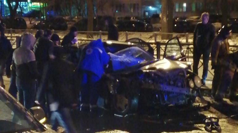 В вечернем ДТП на Софийской погиб человек