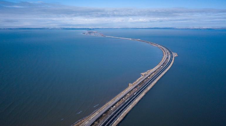 Крымский мост. Фото: most.life
