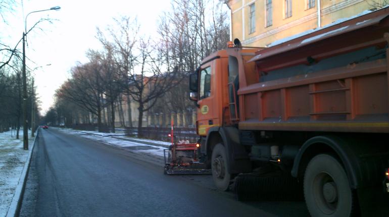 Петербург первым протестирует «Дорожную уличную сеть» за 143 млн