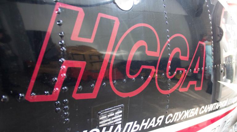 Пострадавшего доставили в НИИ им. Джанелидзе. Фото: НССА