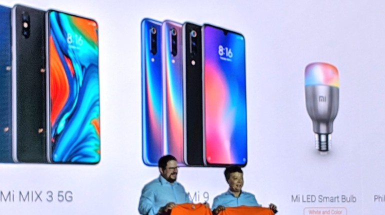 Xiaomi представила 5G-смартфон за700евро