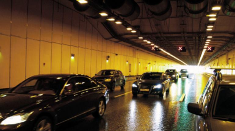 Ремонт закроет тоннель петербургской дамбы, но только на 10 минут