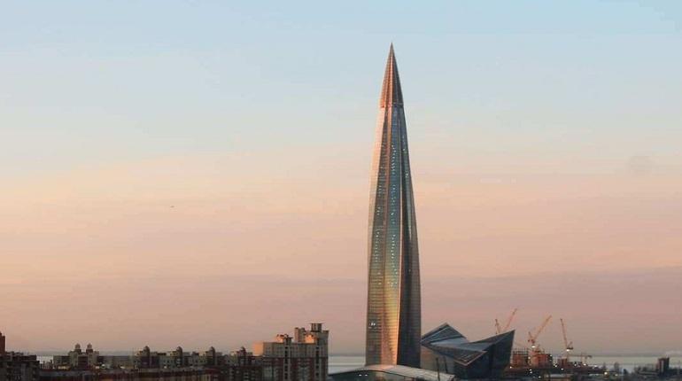 Новый небоскреб может появиться в Петербурге