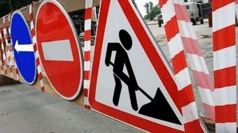 В ГАТИ рассказали о новых ограничениях движения на трассах Петербурга
