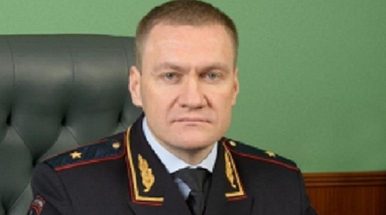 Роман Плугин. Фото: МВД