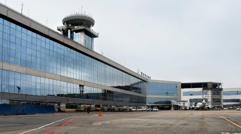 Аэропорт Домодедово. Фото: Википедия