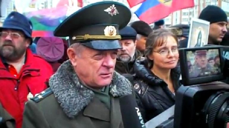Суд освободил из колонии бывшего полковника ГРУ Квачкова