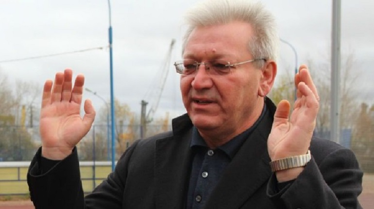 Депутат ЗакСа Петербурга Андрей Васильев. Фото: Facebook.com