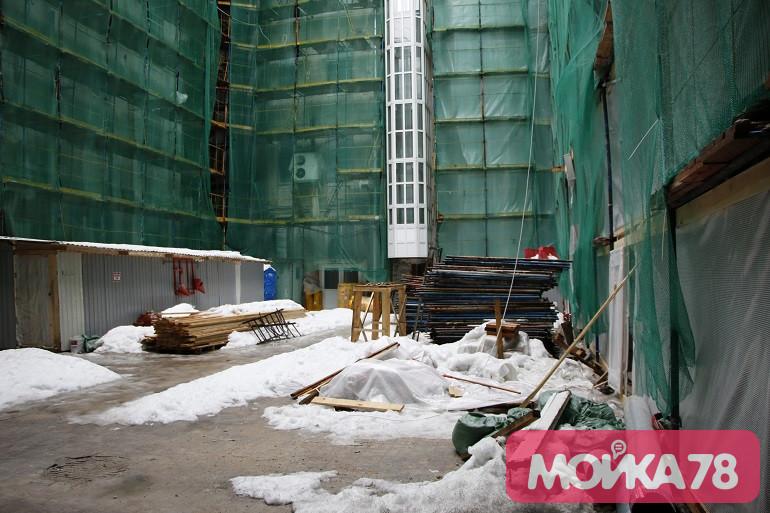 Фонд капремонта расторгнет контракт с подрядчиком ремонта дома Циммермана