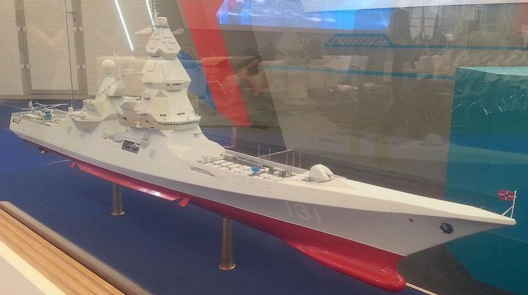 К концу 2020-х Россия собирается построить два эсминца типа «Лидер»