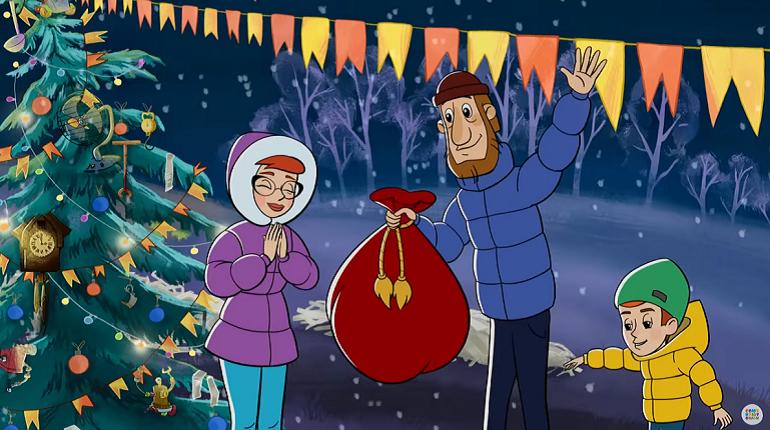 Новогодний эпизод нового «Простоквашино» побил рекорд по просмотрам на YouTube