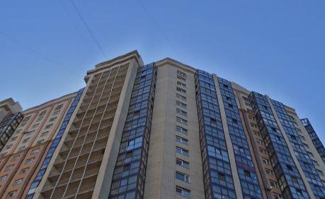 Коломяжский пр., д. 15, корпус 1. Фото: Яндекс.панорамы