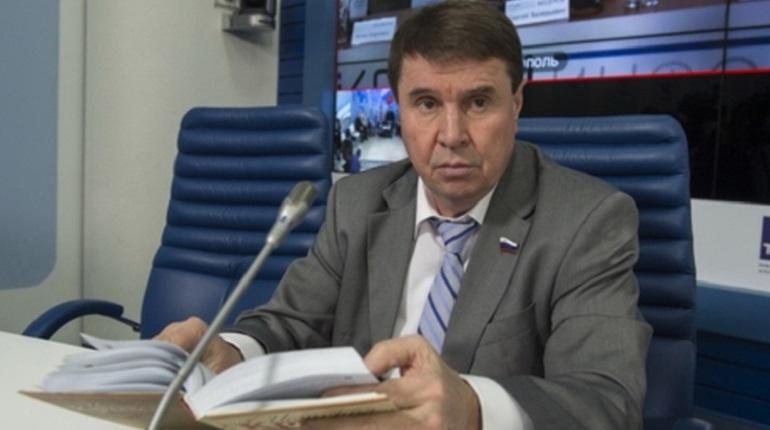 В Совфеде ответили на планы Украины разорвать договор по Азовскому морю