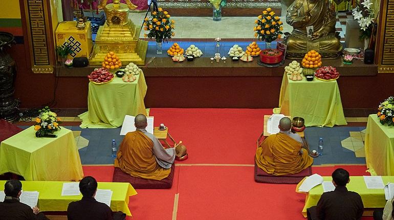 Буддийский новый год отметят концертом. Фото:  vk.com/dazanspb