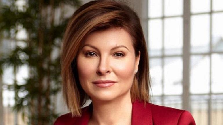 Ирина Ган покидает пост заместителя главы администрации Петербурга