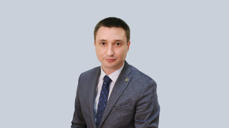 Адвокат Антон Кобит. Фото: из личного архива