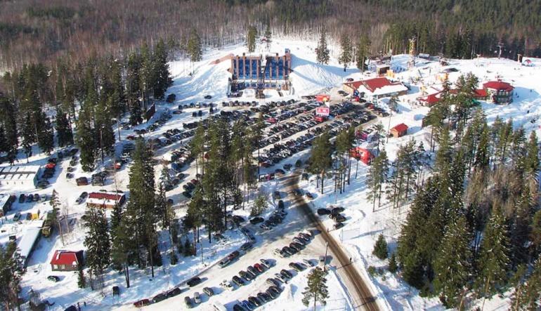 Курорт «Красное озеро» могут застроить домами