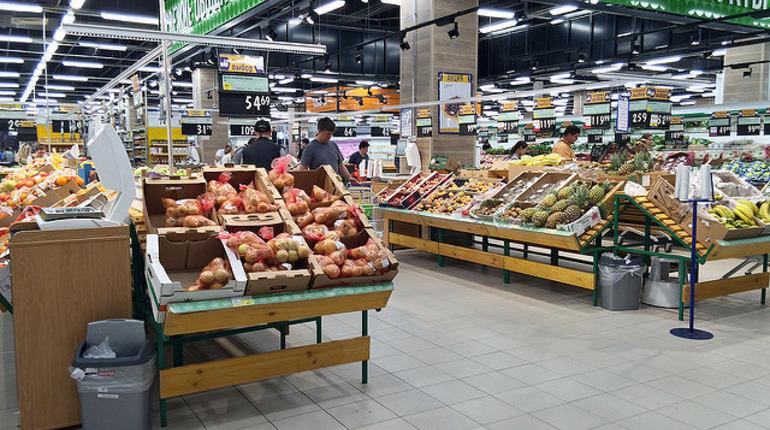В России предложили закрывать супермаркеты в уик-энд. Фото: flickr.com