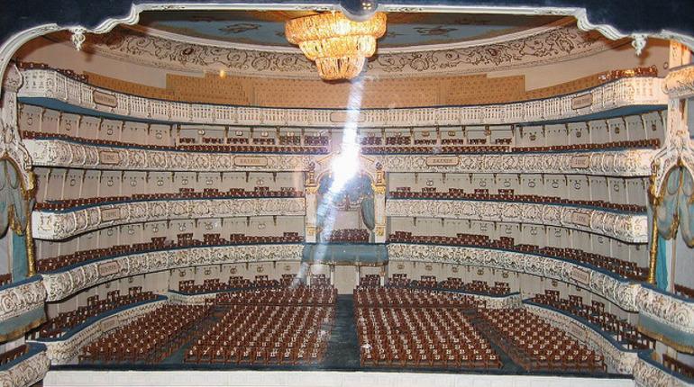 В Мариинском театре подведут итоги Всероссийского театрального марафона