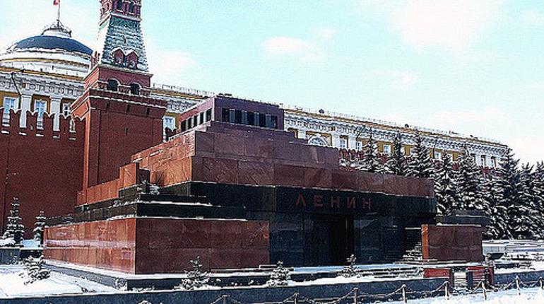 Мавзолей в Москве. Фото: flickr.com