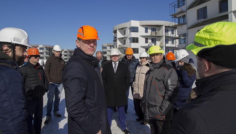 Судьбу эстонского долгостроя «Ванино» решат в Петербурге