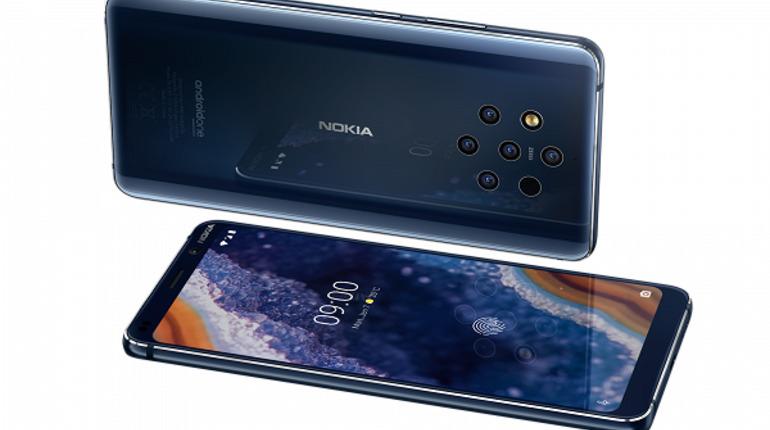 Nokia 9. Фото: Nokia