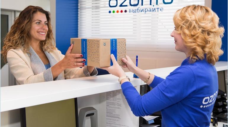 Ozon создаст в Петербурге тысячу рабочих мест