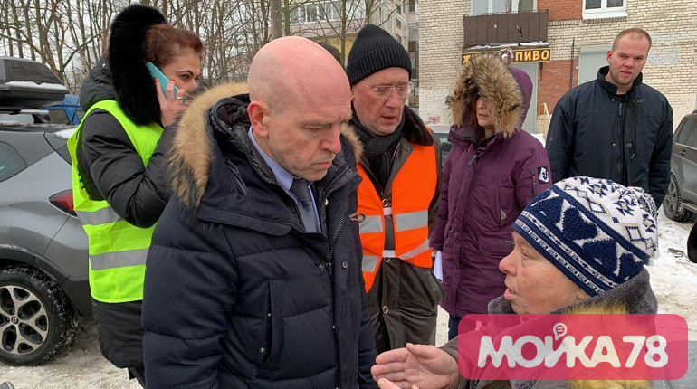 Серов: во Фрунзенском районе уделяют основное внимание сосулькам