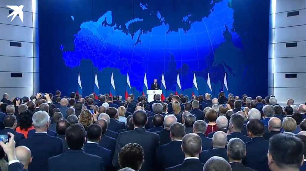 Путин: Россия хочет дружественных отношений с США