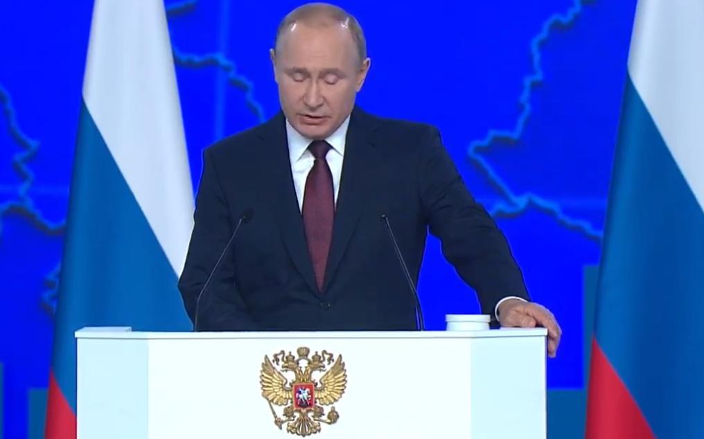 «С таким настроением к снаряду лучше не подходить»: Путин о нацпроектах и волоките