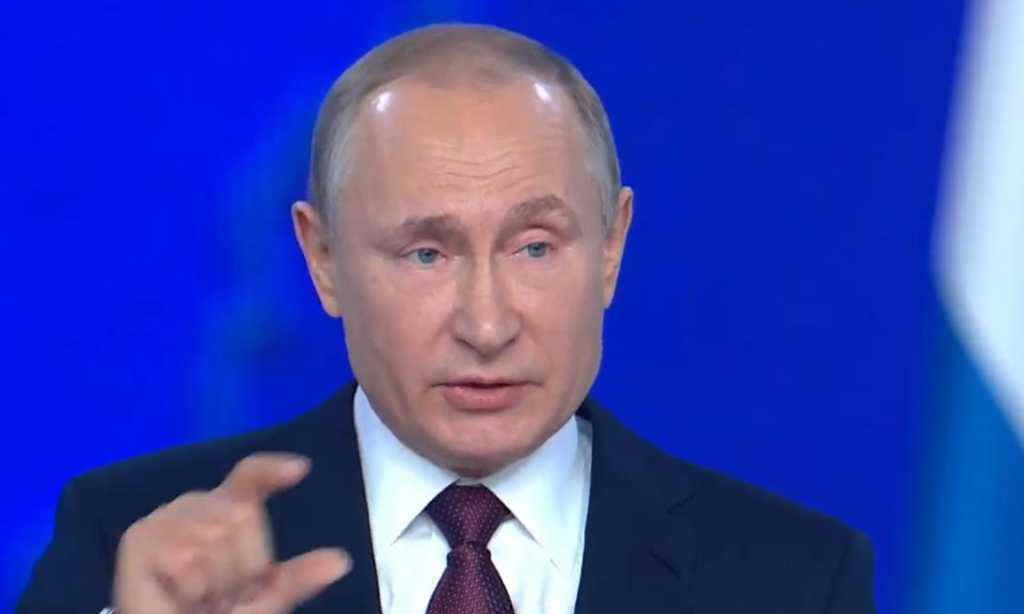 ВЦИОМ: прямую линию с Путиным будут смотреть 70% россиян