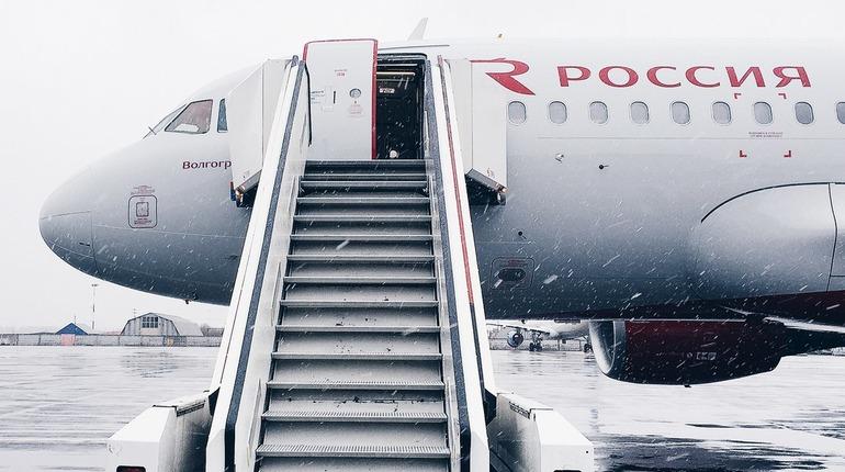 Авиакомпания «Россия» провела экскурсию для победителя «Большой перемены»