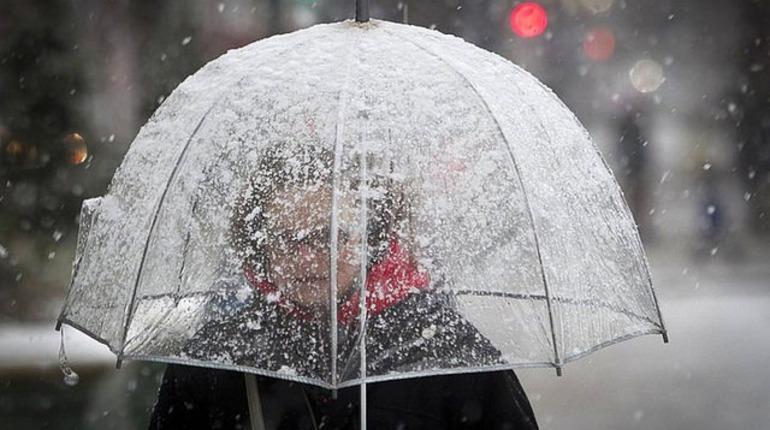 В Петербурге ожидают снег с дождем. Фото: flickr.com
