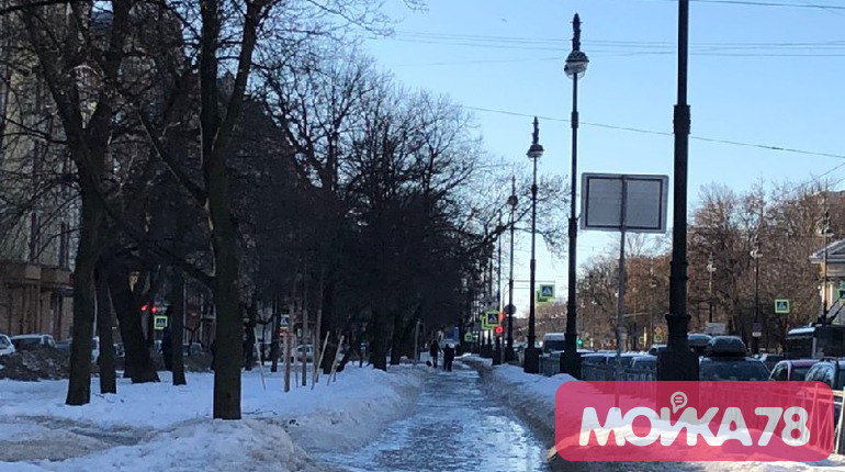 Главный синоптик Петербурга рассказал, когда придет зима