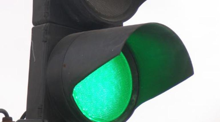 Светофоры в Красногвардейском районе обрели «голос»