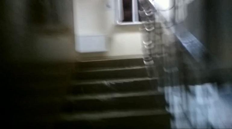 Полиция охраняет от мародеров вскрытые после пожара в Кудрово квартиры