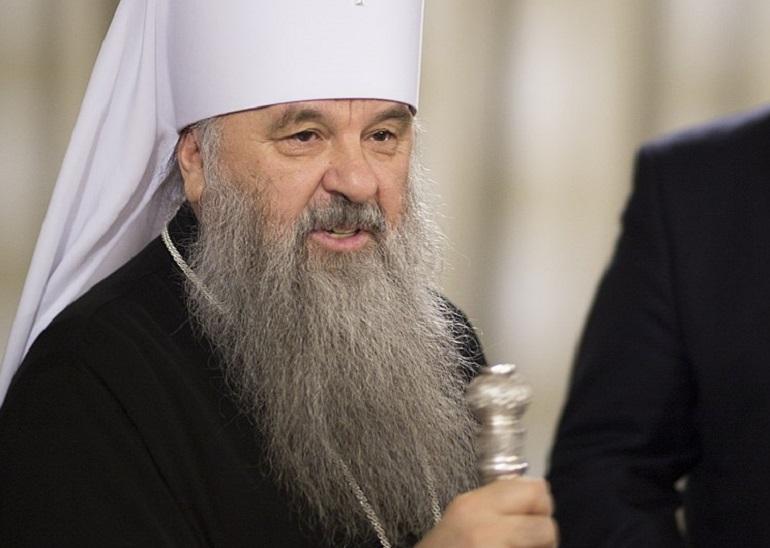 Митрополит Варсонофий в Рождество совершит божественную литургию в Казанском соборе