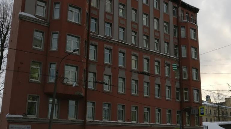 Здание УПФР в Выборге. Фото: Google View