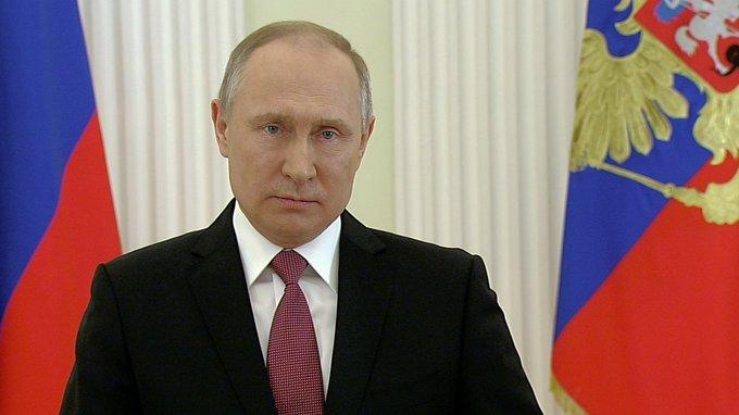 Путин подписал указ о выплатах ветеранам Великой Отечественной