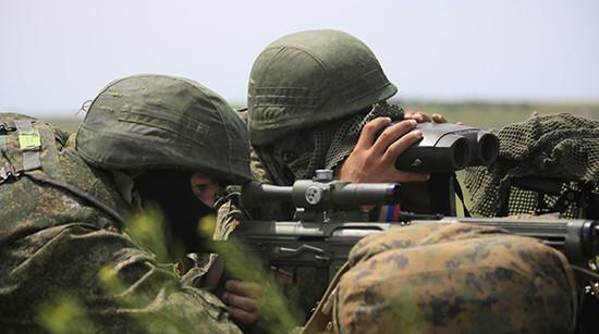Мотострелки ЗВО предотвратили захват заложников в Ленобласти