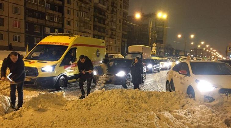 Вся правда о снежном картеле: викторина «Мойки78»