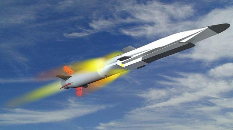 Американская ракета попала в аварию